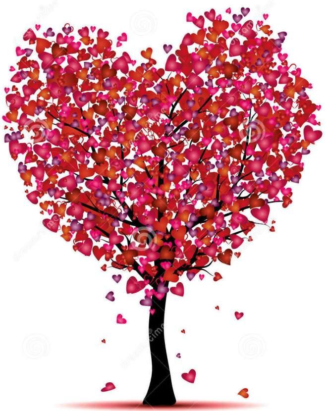 árvore-do-Coração-28722276